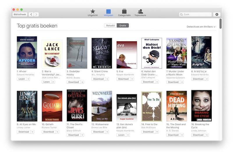 gratis ebooks downloaden ipad